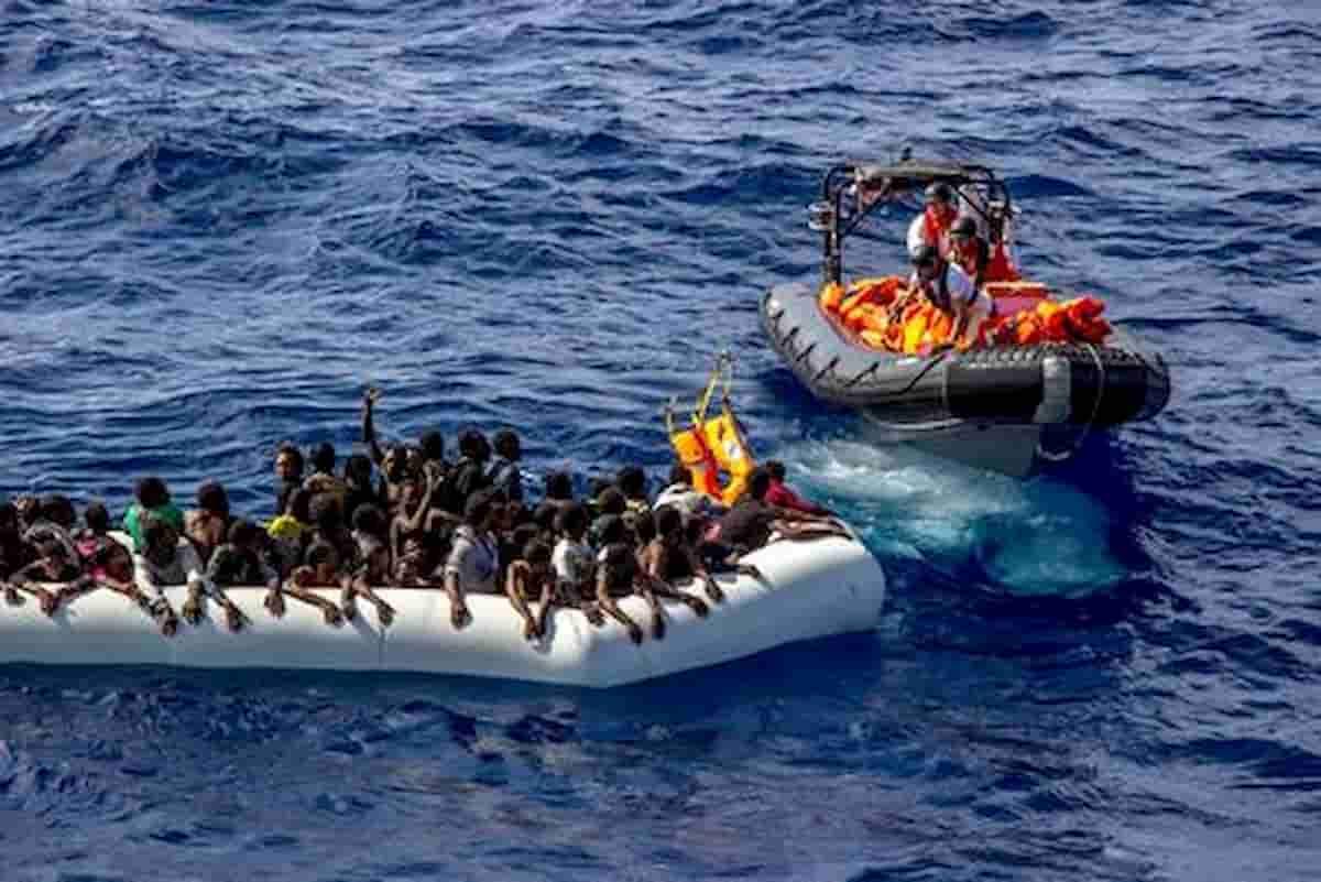 Migrante racconta il viaggio verso l'Europa