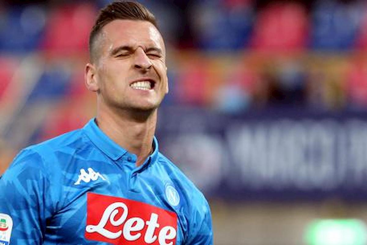 Calciomercato Roma, Milik si avvicina grazie al sì di Dzeko Juventus