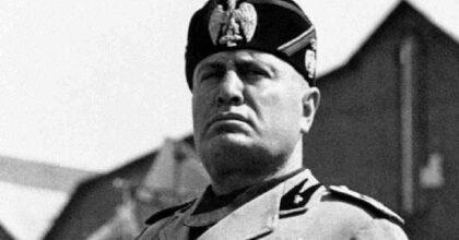 Fascismo, un museo a Roma? Un vecchio comunista spiega perché sì, nella foto Mussolini