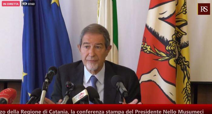 Migranti Sicilia, scontro Governo-Regione