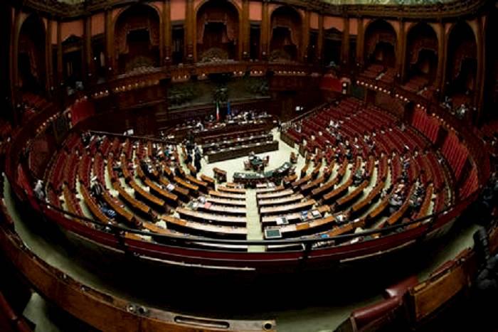 parlamento, foto ansa