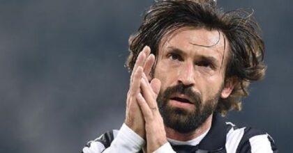 Pirlo nuovo allenatore della Juventus. Mossa a sorpresa di Agnelli