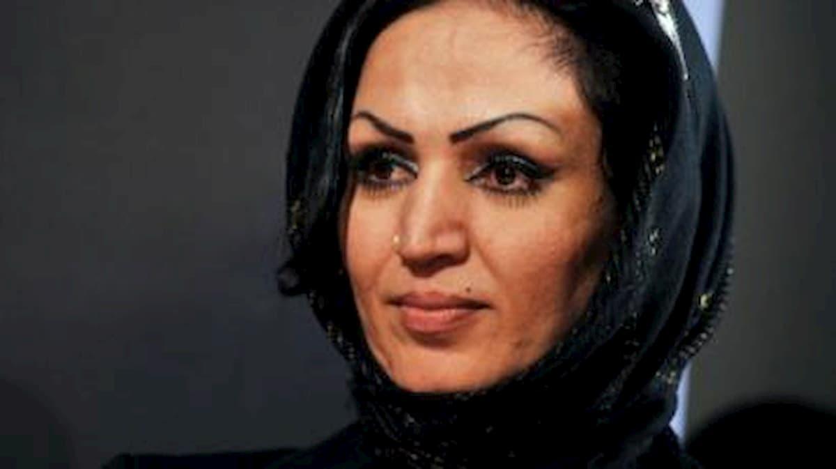 Saba Sahar, la regista afghana colpita da uomini armati