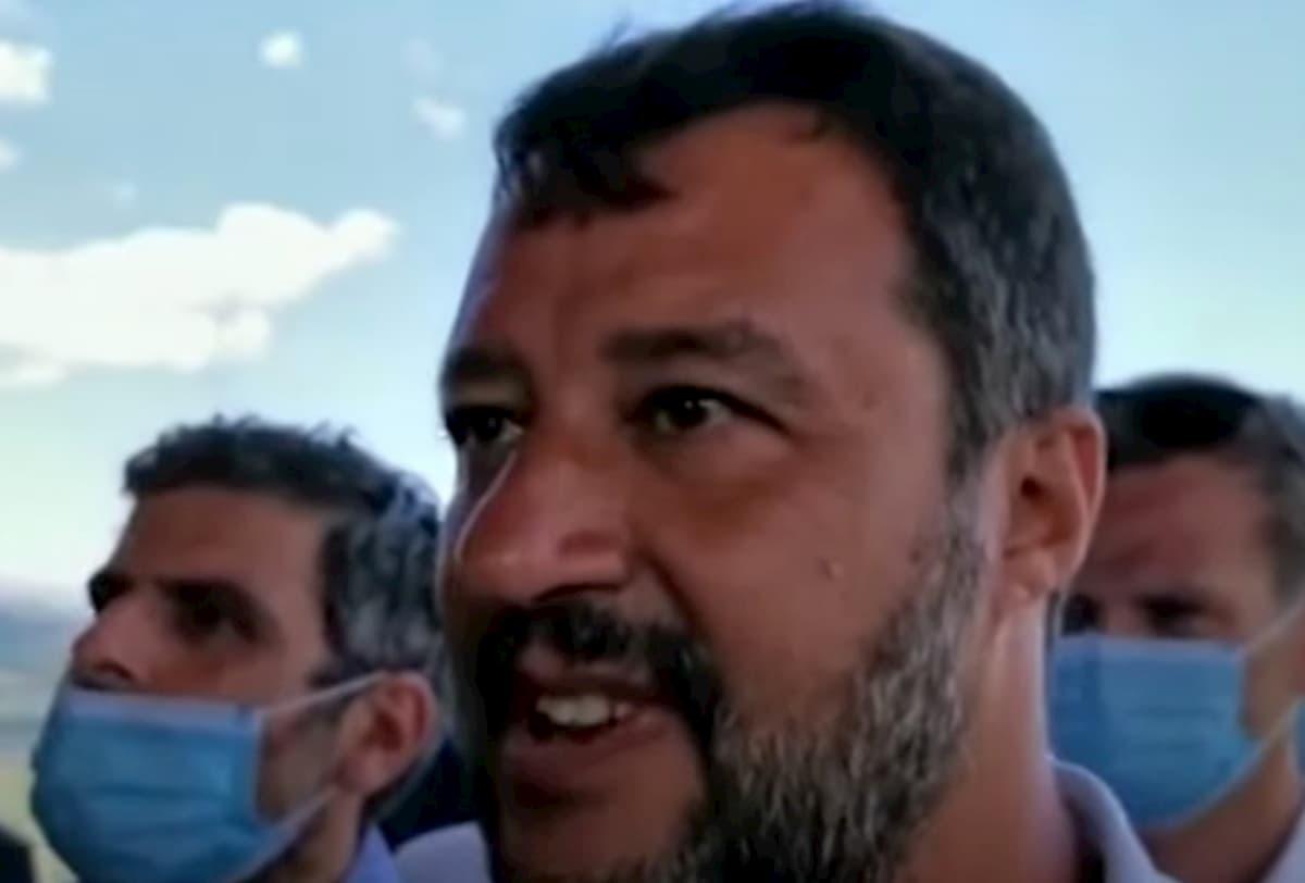 """Clemente Mastella: """"Salvini sarà multato. A Benevento non indossava la mascherina"""""""
