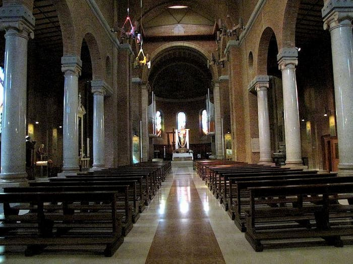 Padova ostia differita