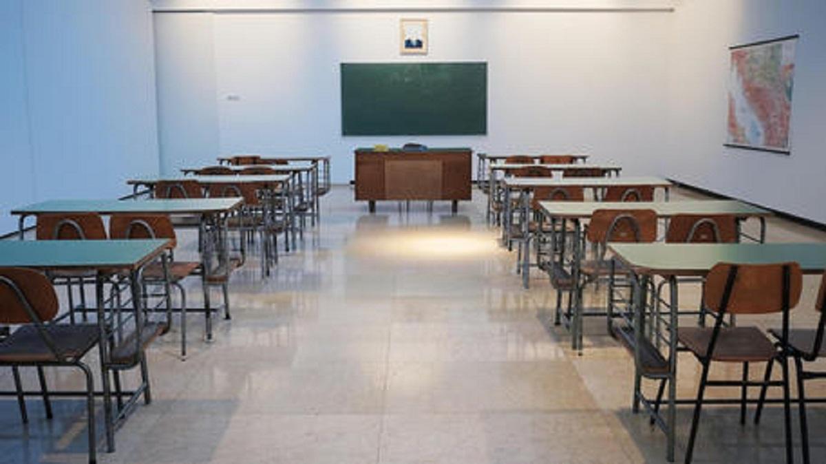 Scuole: 28% spazio utilizzato per aule, 100% tempo per pianto
