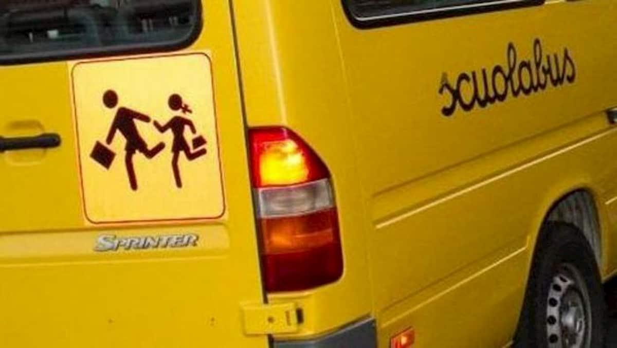 Linee guida. Scuolabus pieno solo se viaggio dura massimo 15 minuti. La febbre la misuri a casa