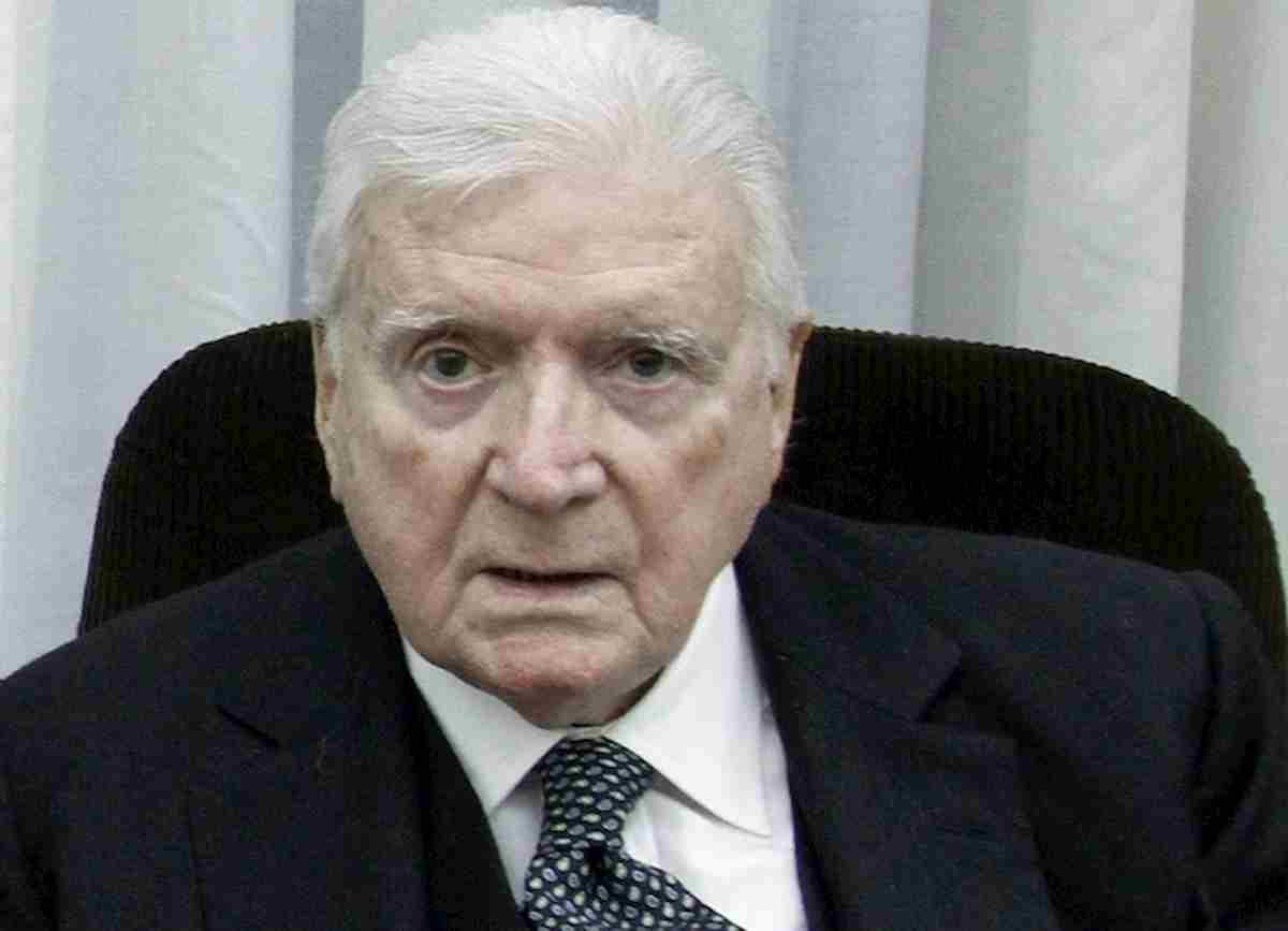 Sergio Zavoli è morto: maestro del giornalismo tv. Aveva 96 anni