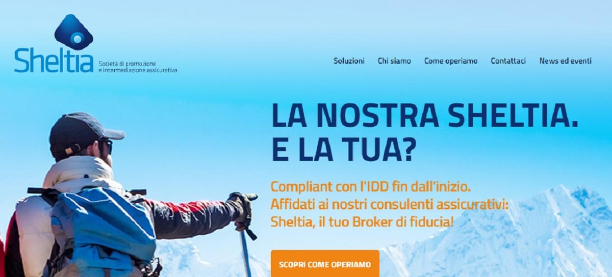 Sheltia rende noto che non esiste alcuna connessione tra la società e il sito www.sheltiaassicura.site