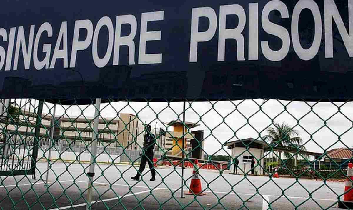 Il carcere di Singapore