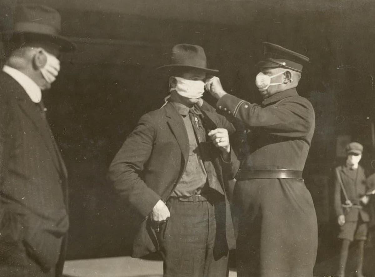 Coronavirus, al suo picco impatto simile alla spagnola del 1918