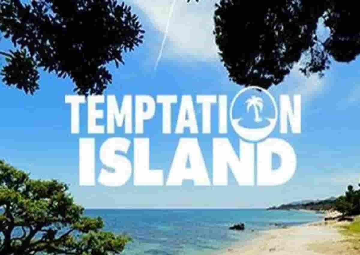 Temptation Island, il logo