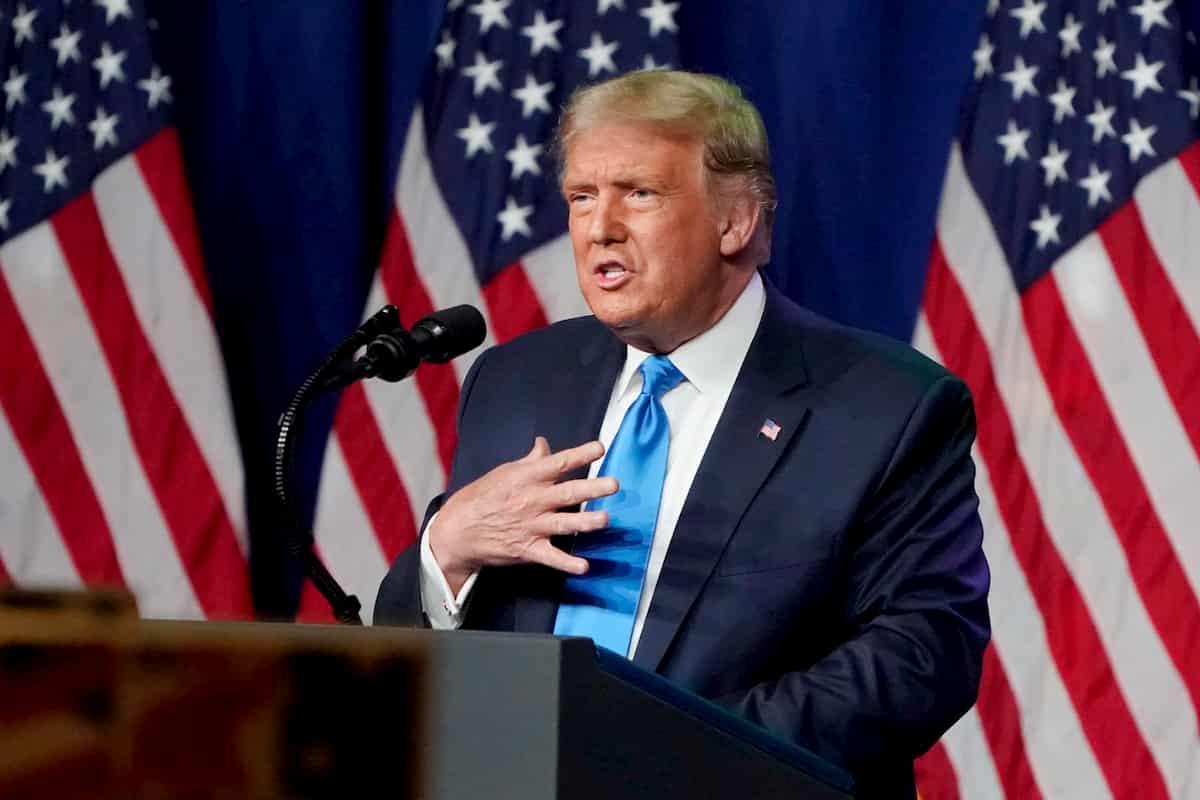 Trump alla convention repubblicana