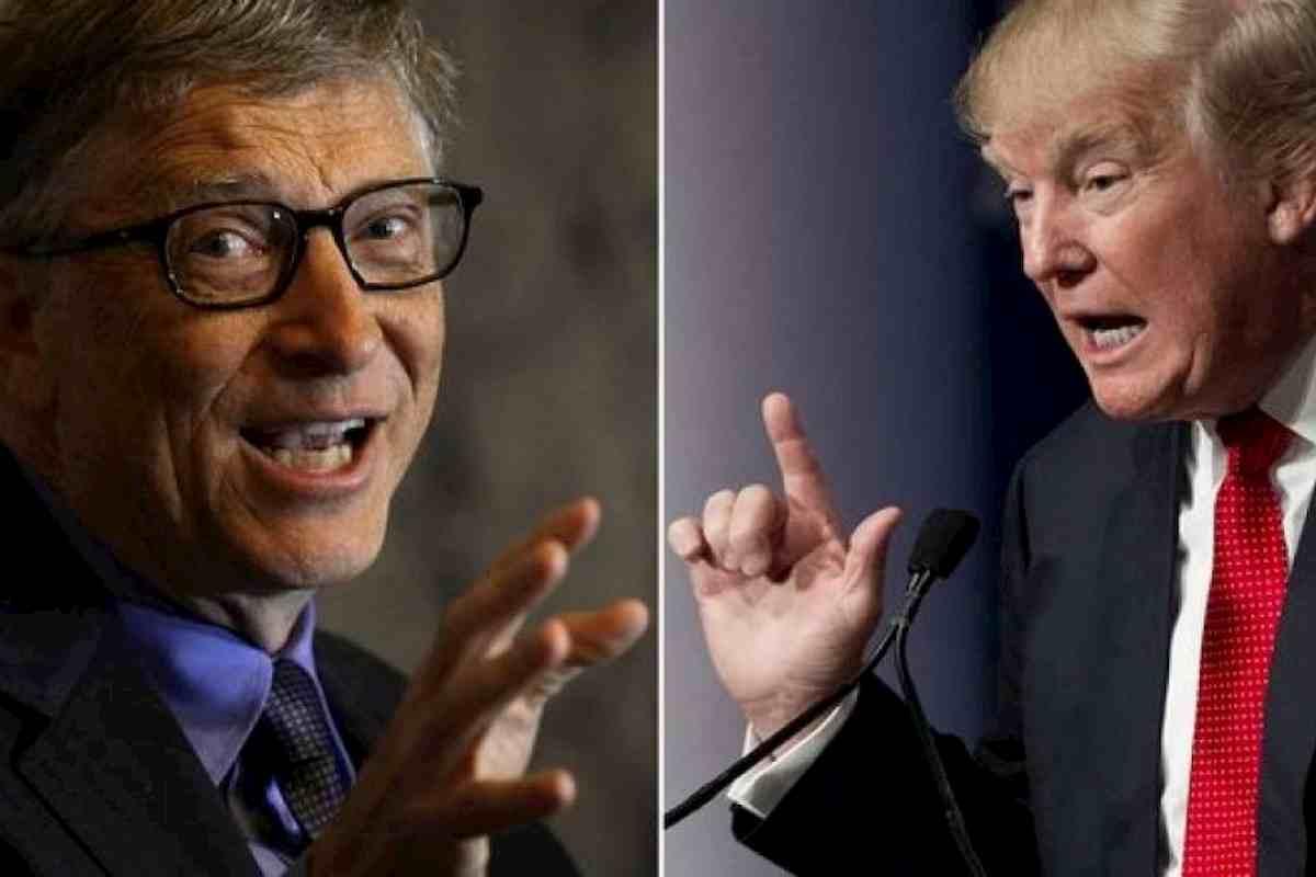 Donald Trump vuole vietare TikTok negli Usa. Ma in realtà fa la guerra a Bill Gates