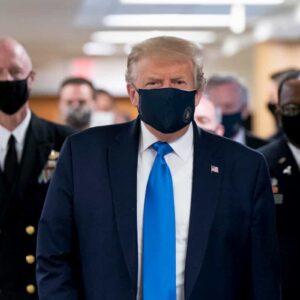 Donald Trump Covid l'ha preso così: più ti muovi più ti contagi. Sicurezza? Immaginaria