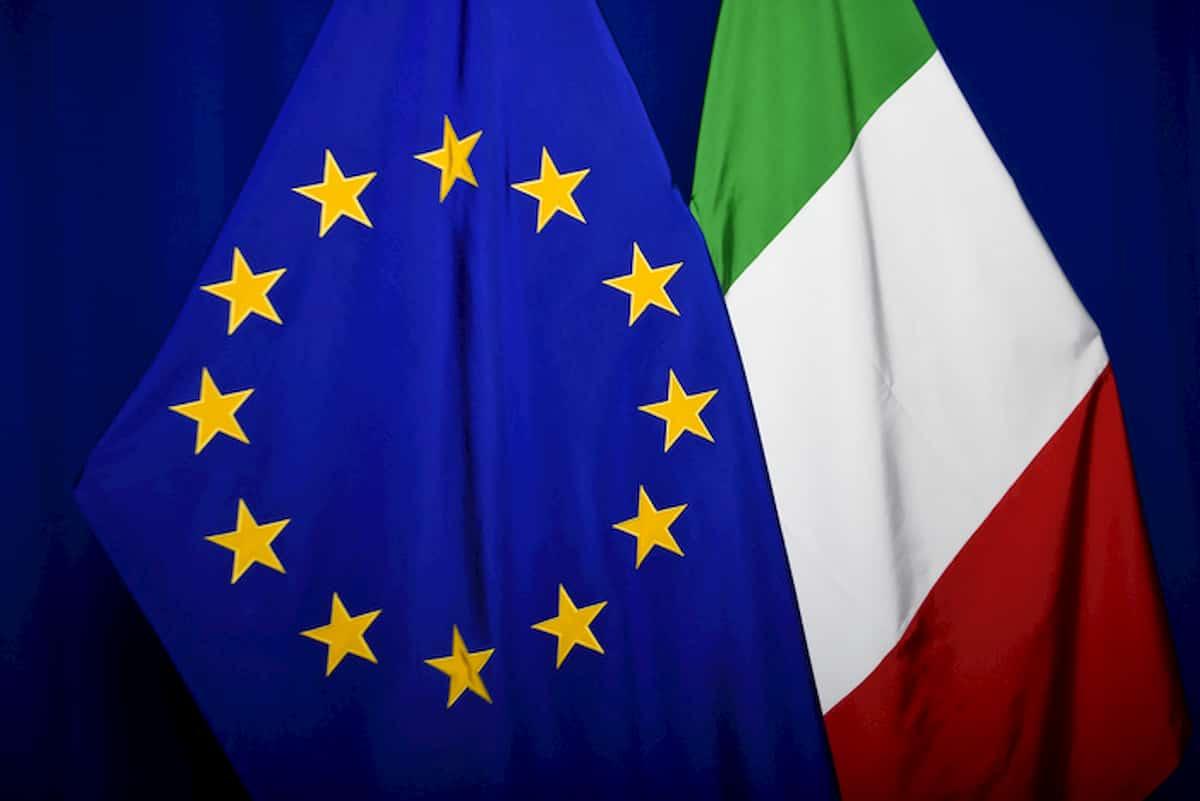 UE Europa cattiva e nemica: all'Italia solo 27,4 mld su 81,4 per tutti