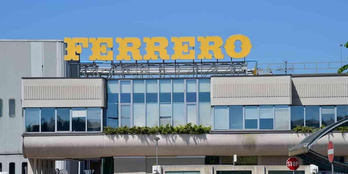 Ferrero assume
