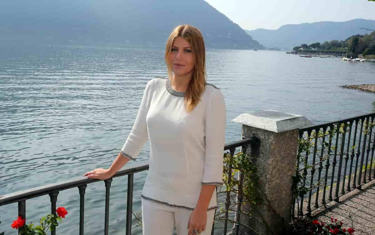 Barbara Berlusconi in una foto ANSA