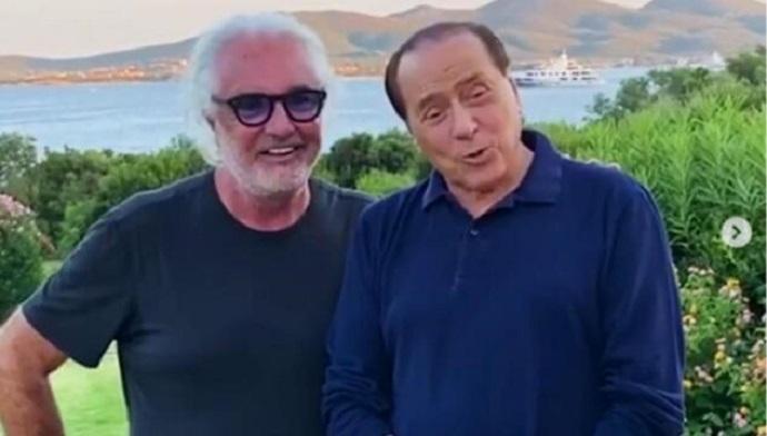 Berlusconi, il virus a Villa Certosa: positivi anche figli e nipoti. Briatore non c'entra