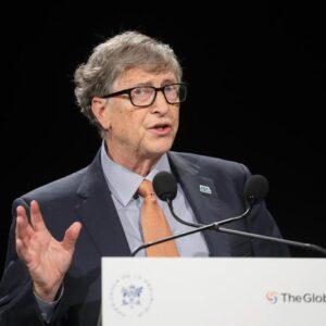 Bill Gates: fine pandemia 2022