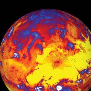 Cambiamento climatico, foto Ansa