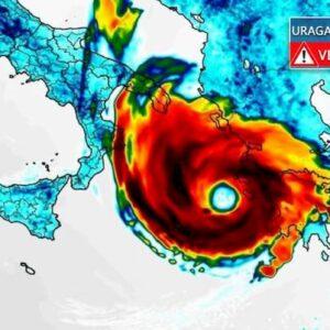 Ciclone mediterraneo sul Mar Ionio: temporali e mareggiate in Calabria