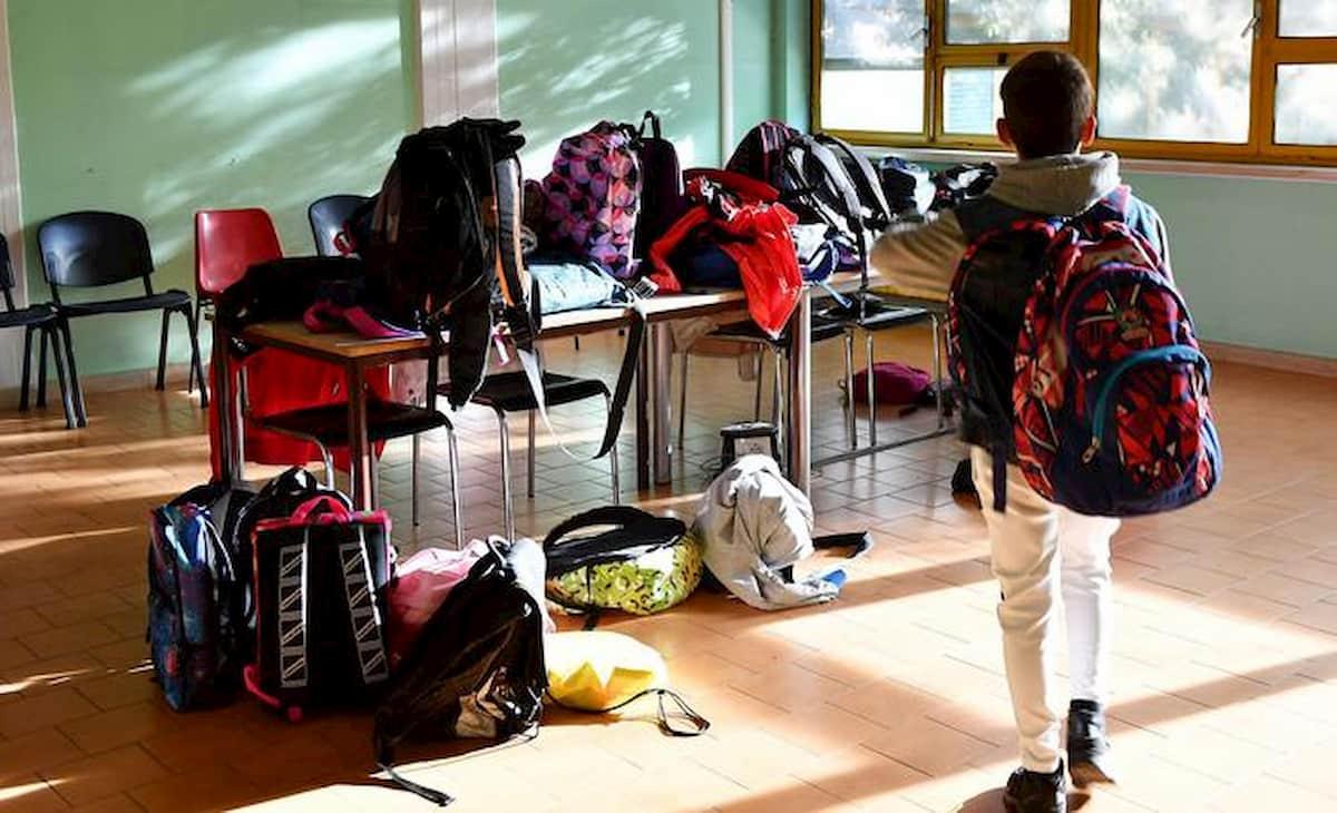 Scuola, classe in quarantena quando?