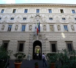 Consiglio di Stato (nella foto, la sede di Palazzo Spada a Roma) , braccio di ferro fra giudici togati e Giuseppe Conte
