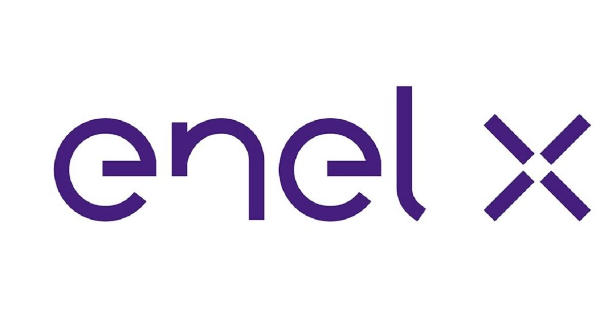 Enel X, il logo