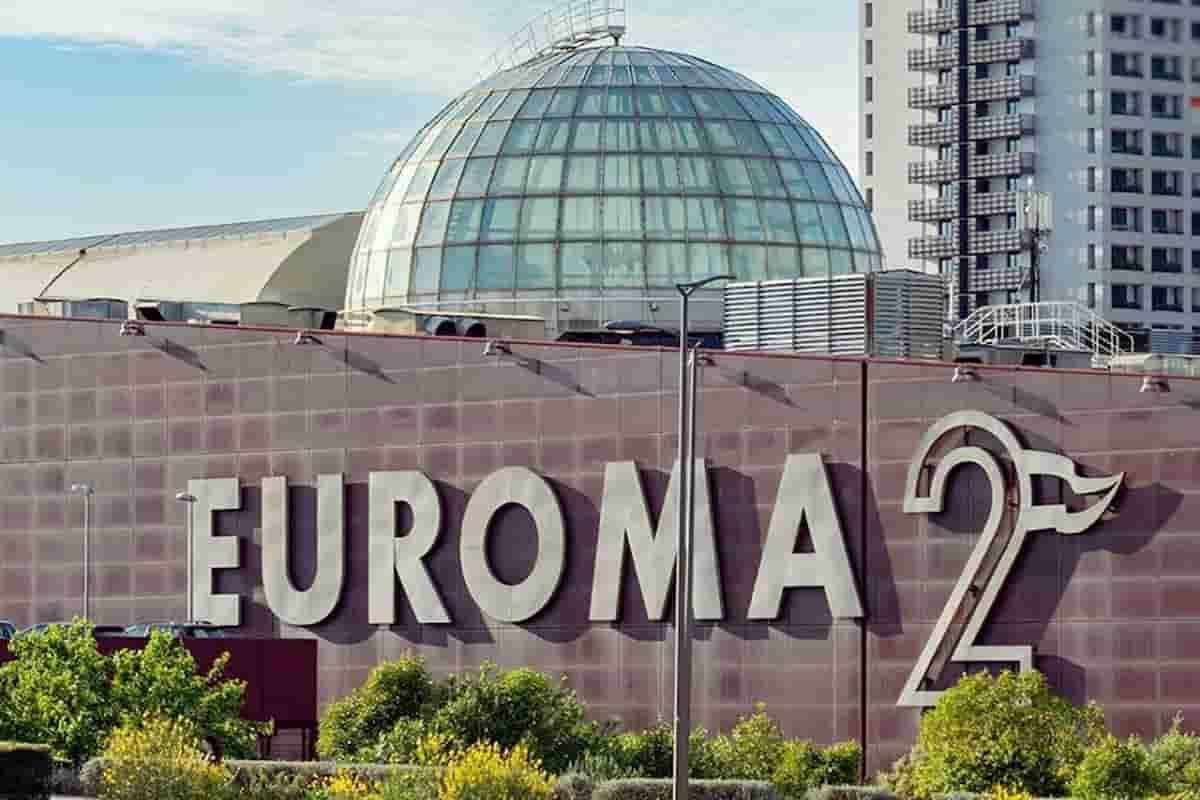 Euroma 2 cliente morto mentre fa la spesa