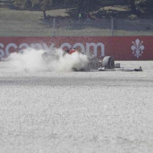 Formula 1, tre incidenti da paura Mugello (VIDEO): Verstappen-Gasly, Giovinazzi-Sainz Stroll...