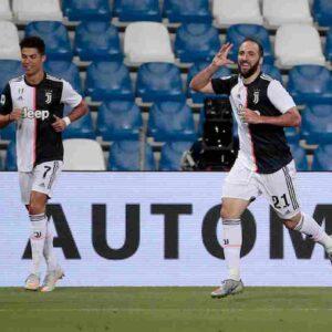 Calciomercato Juventus, Higuain lascia Italia: ecco dove potrebbe andare