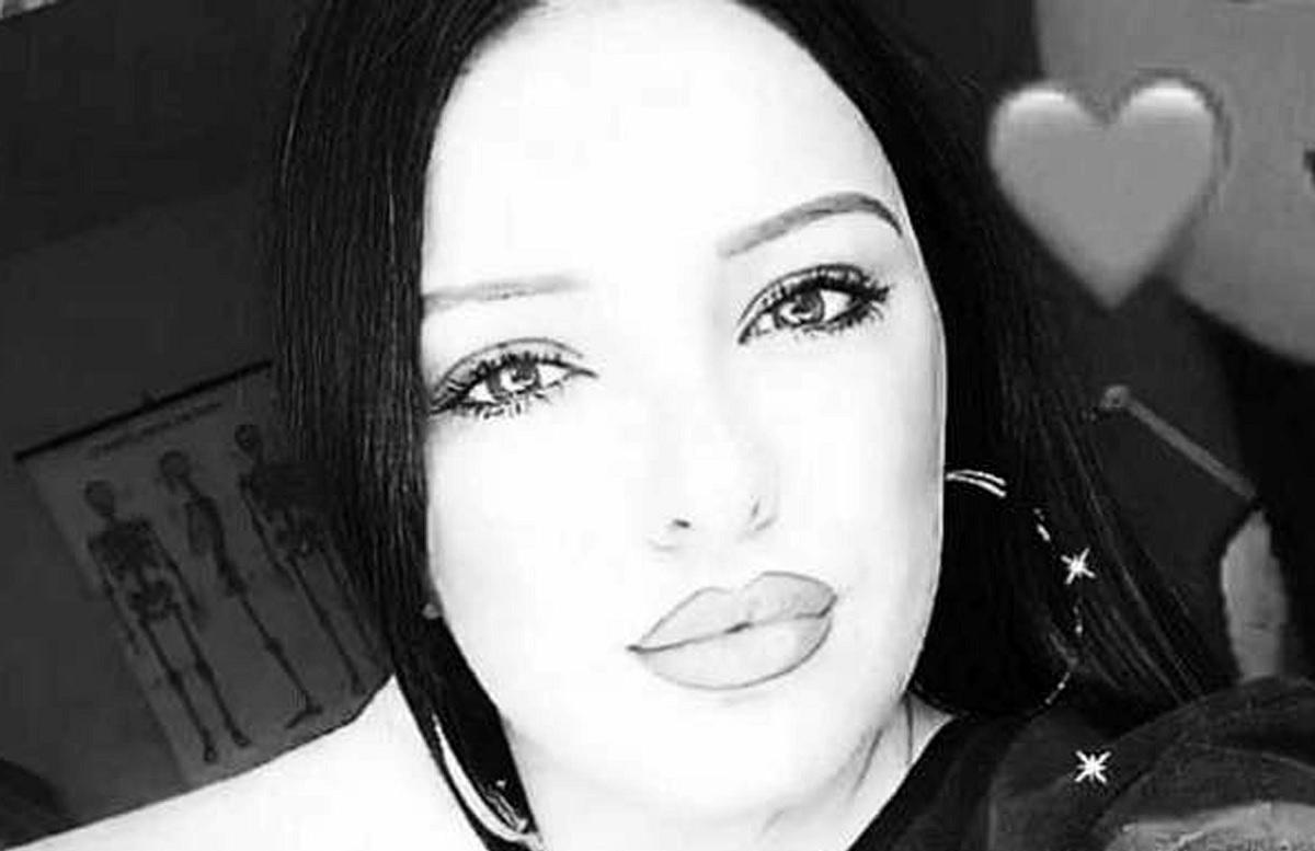 Maria Paola Gaglione in una foto Ansa