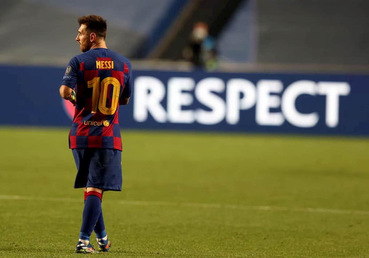 Messi resta al Barcellona