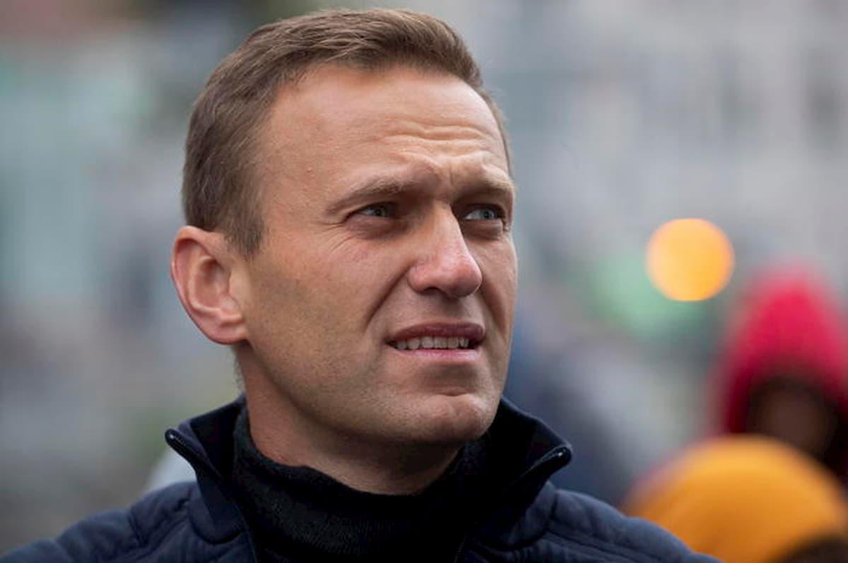 Alexei Navalny avvelenato con il gas nervino Novichok