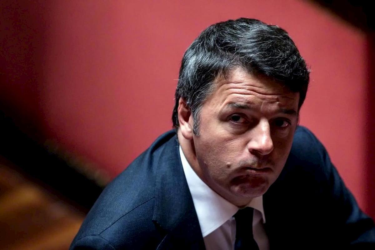 Legge elettorale, a Renzi (nella foto) e Leu non piace il 5% del Brescellum