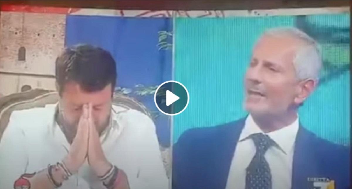 carofiglio sulla strategia di Salvini