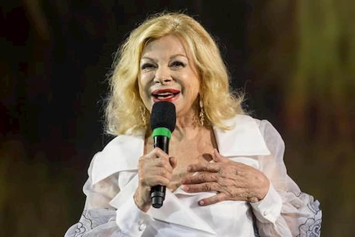 Sandra Milo e la relazione con Federico Fellini