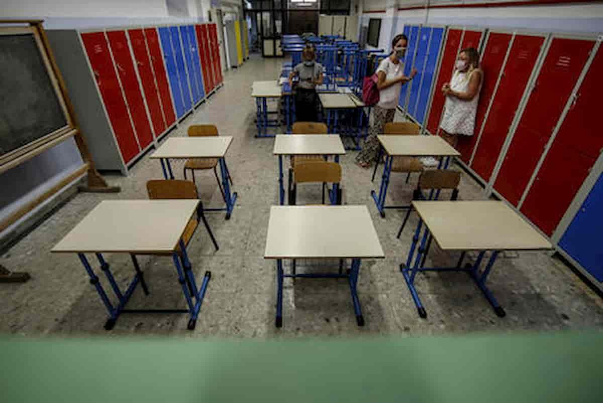Scuola, primo caso di Covid in un liceo di Roma