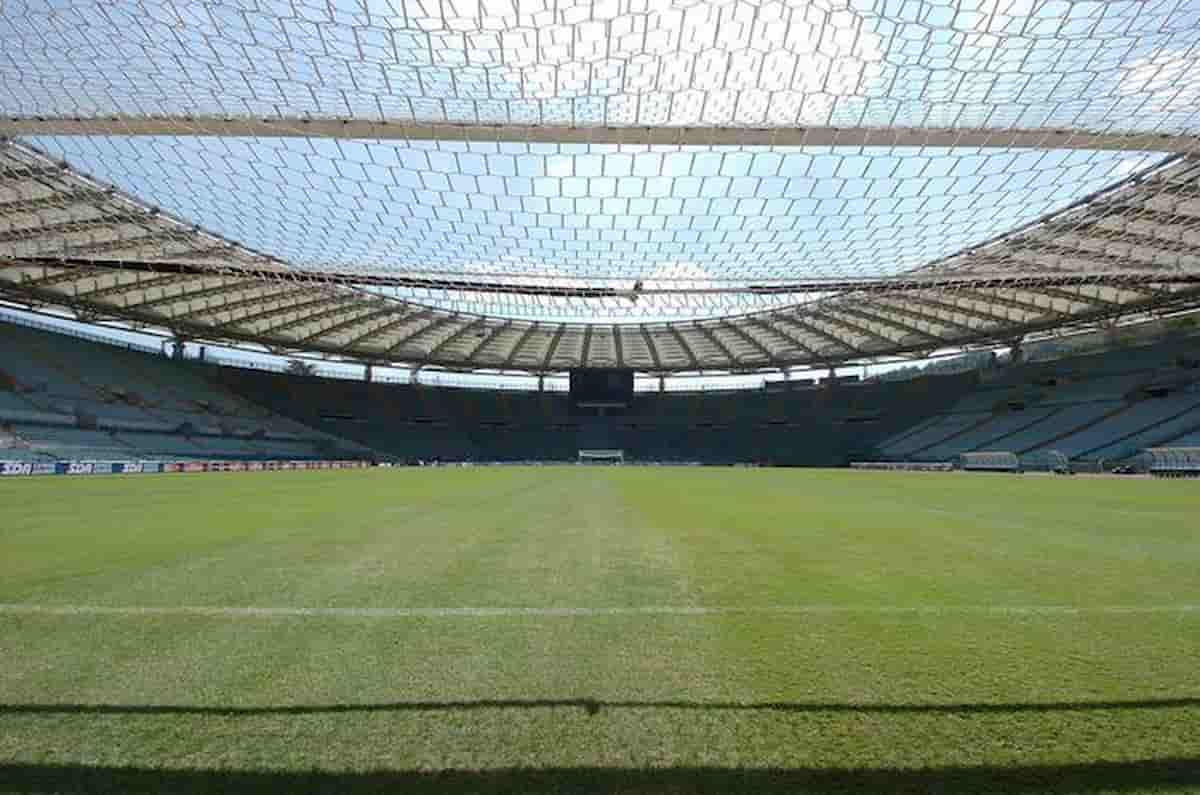 Stadio Olimpico Roma, la via più breve al nuovo lockdown