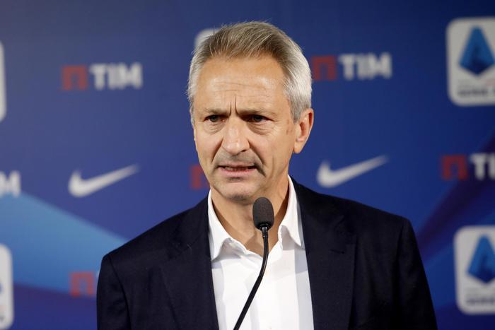 Covid più forte del calcio, cosa Conte ha in serbo per noi? Nella foto: Paolo dal Pino