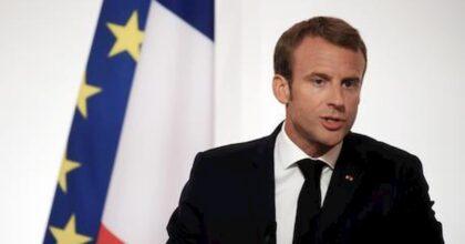 """Coronavirus, Macron allenta il lockdown: """"In Francia abbiamo frenato il virus"""""""