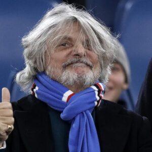 """Sampdoria, caso Obiang. Prosciolto il presidente Ferrero: """"Ha vinto la giustizia"""""""