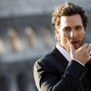 """Matthew McConaughey: """"A 15 anni fui ricattato per perdere la verginità. A 18 mi violentarono"""""""