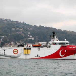 Turchia, a Kastellorizo torna la Oruc reis