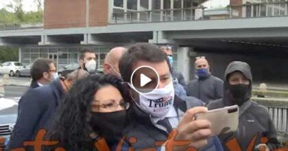 Conte, Salvini e Meloni prudenti-reticenti con Trump? No, solo politici piccoli piccoli