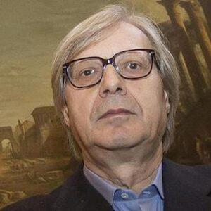 Vittorio Sgarbi 'docente' di arte Escort Advisor