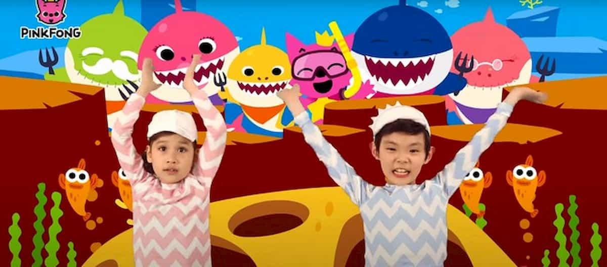 Baby Shark Dance è video più visto della storia su YouTube