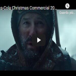 Coca Cola, il nuovo spot di Natale racconta l'amore di un papà per sua figlia