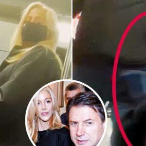 """Olivia Paladino, Dagospia: """"Lady Conte col borsone da palestra a palestre chiuse?"""""""